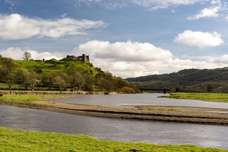 """""""A Castles Reach"""" - Dryslwyn Castle"""