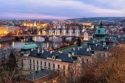 Bohemian rhapsody - Prague, Czech Republic