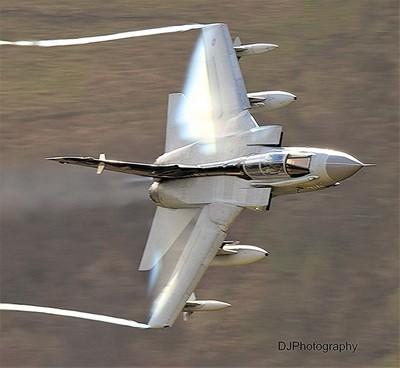 RAF GR4 Tornado