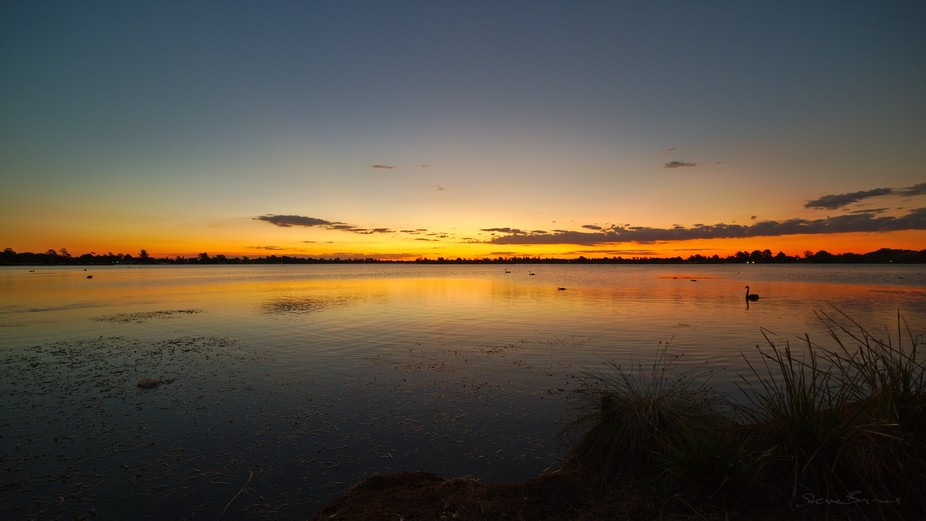 Lake Wendouree in Ballarat, Victoria, Australia is a special place.