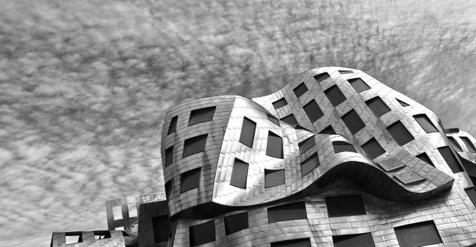 Glimmer by lpray3 - Abstract Architecture Photo Contest