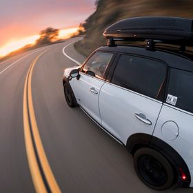 The weather called for clearing skies on Palomar Mountain, so I thought I'd take the MINI Countryman for a ride to the mountain at sunset. T...