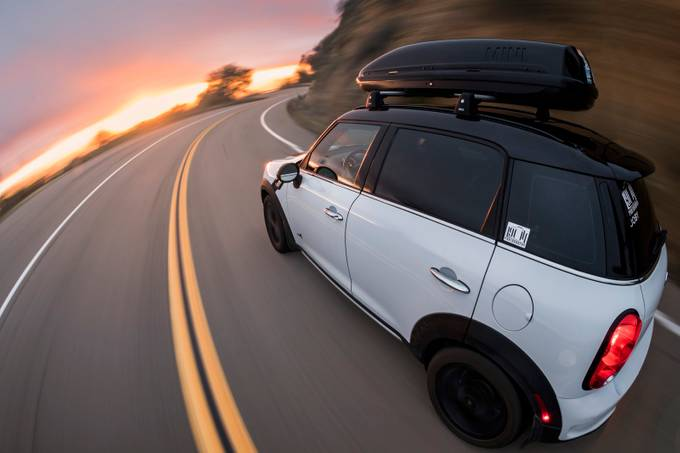 The Countryman on Palomar Mountain by Stretch1904 - Fast Photo Contest