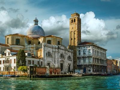 Chiesa di San Geremia, Venice Italy