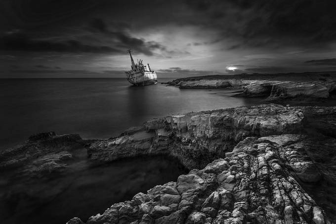 EDRO III by ElenaParaskeva - Monochrome Creative Compositions Photo Contest