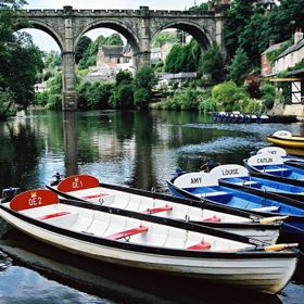 Knaresborough Row Boats For Hire