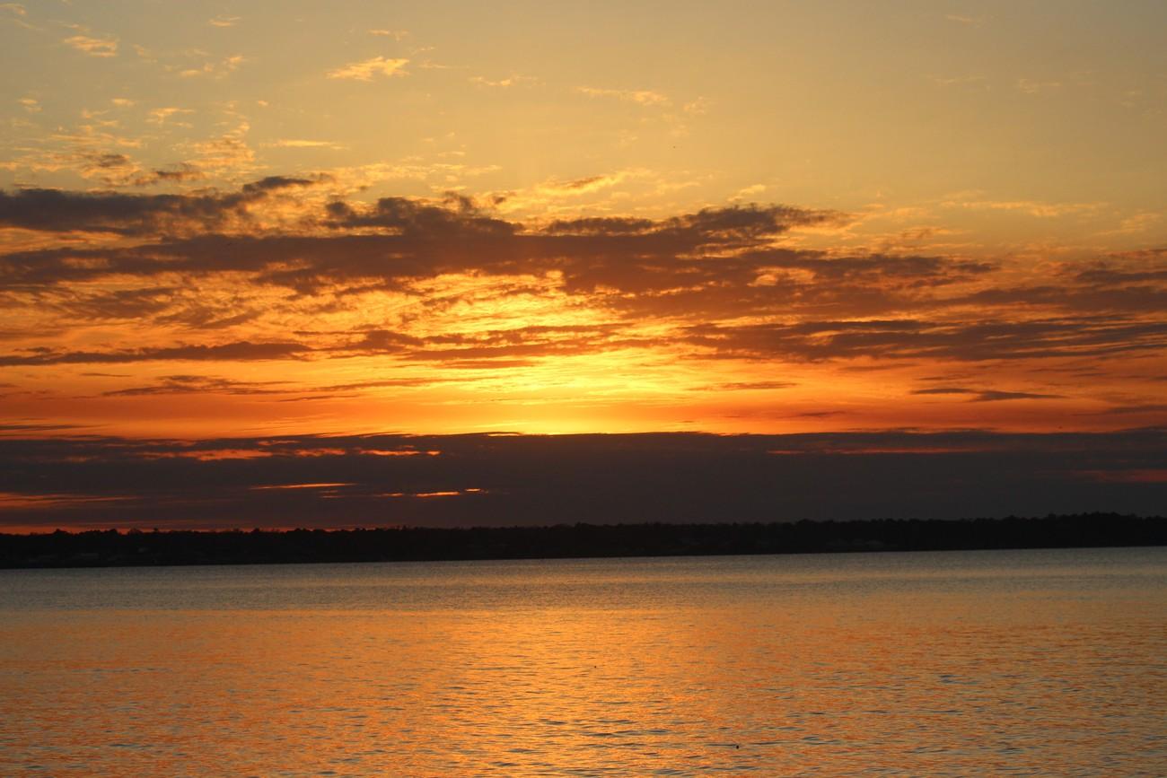 Sunset Lake Livingston