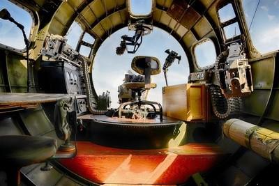 B-17 Nose Job