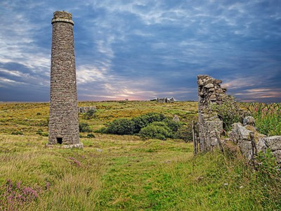 Dartmoor-powder mills