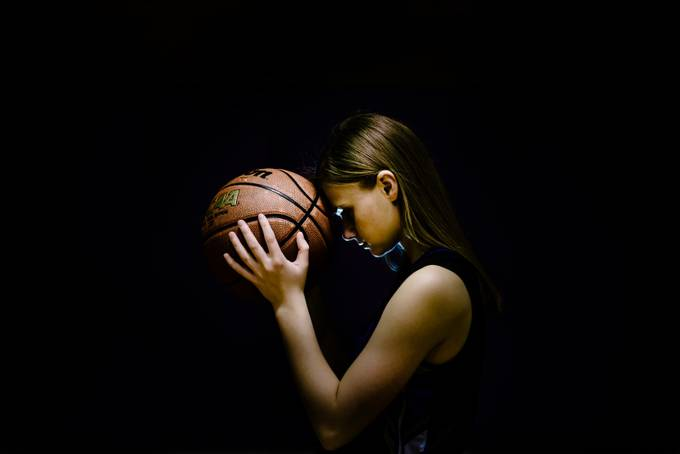 The love of the game. by MMills - Mysterious Shots Photo Contest