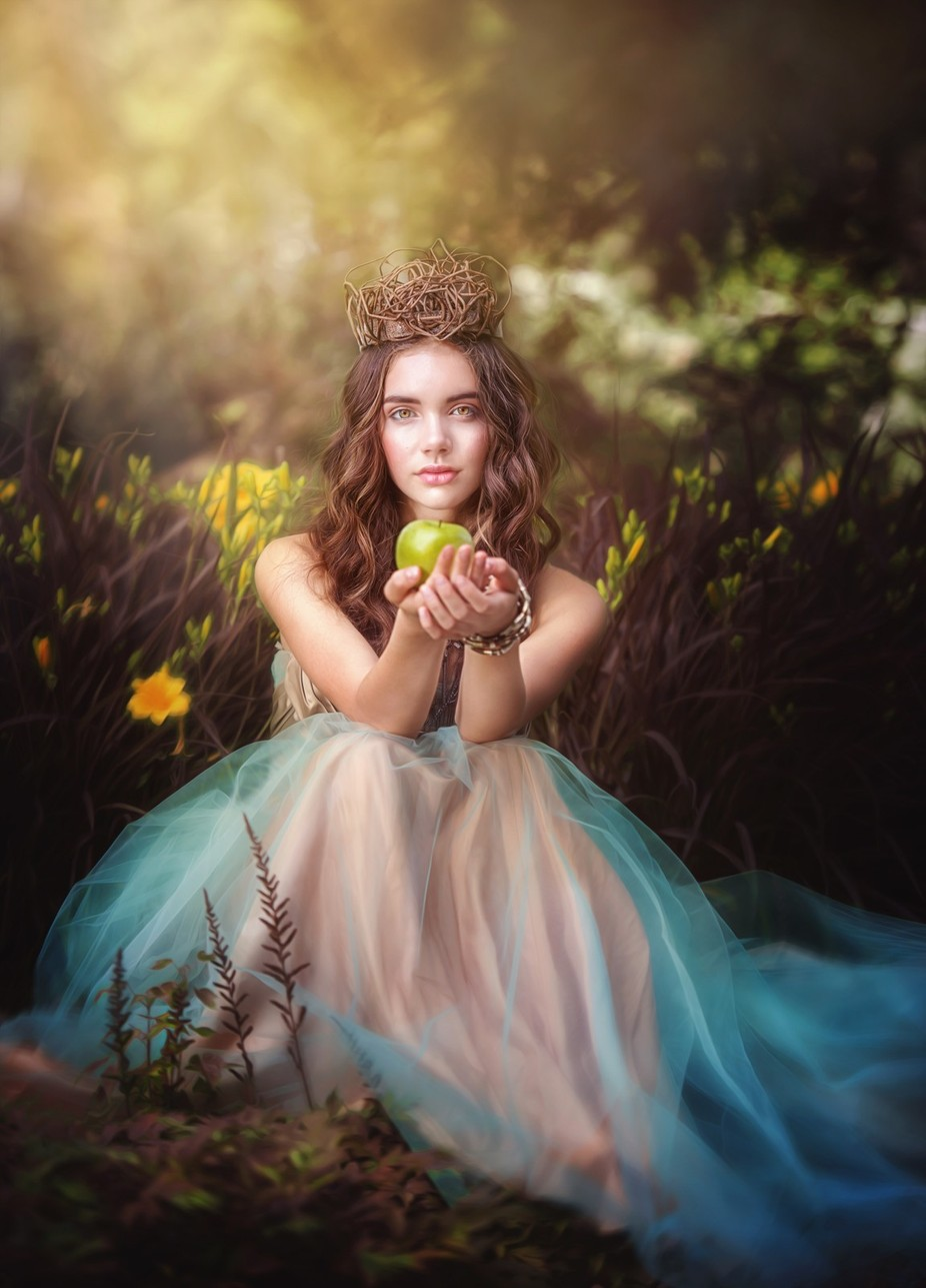 Beaux rêves  by emwillphotos - Fairytale Moments Photo Contest