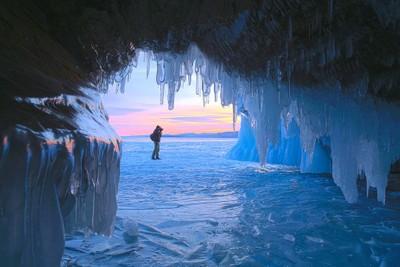 Baikal ice 5