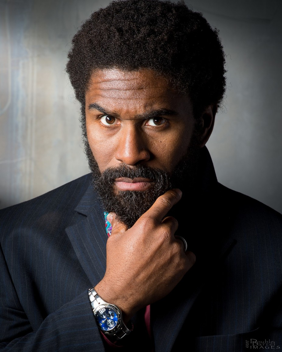 Vincent Alfonzo Jamal by doublebarrelimages - Male Portraits Photo Contest