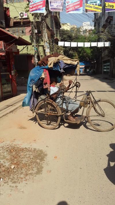 Disability car, Bangladeshi version