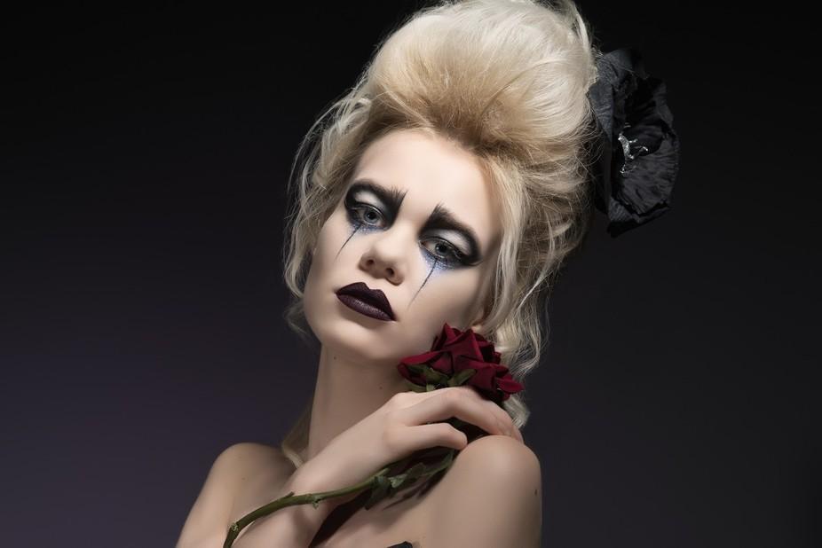 Amelia Gothic Bride-5