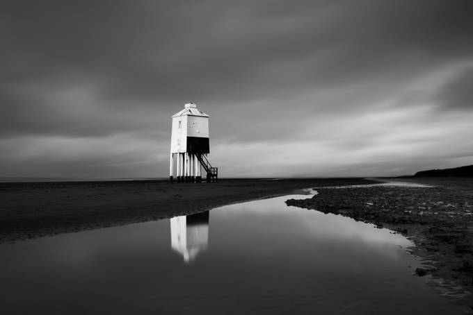 still waters at burnham on sea  by Amanda-Hughes - Compositions 101 Photo Contest vol4