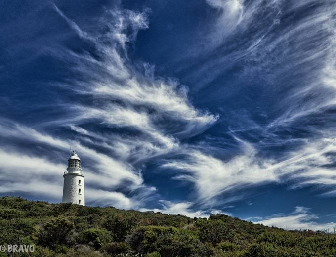 Cape Bruny Lighthouse by AdamK - Compositions 101 Photo Contest vol3