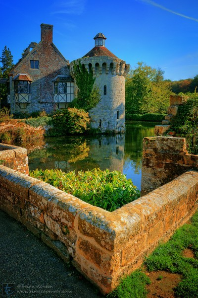 The Moat Wall