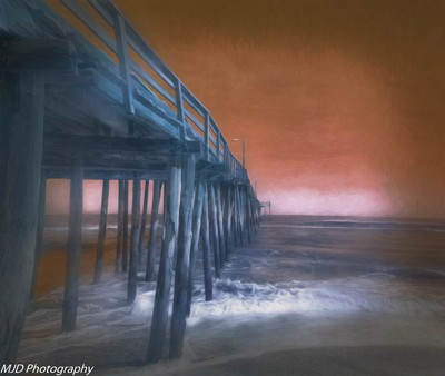Mysterious Pier