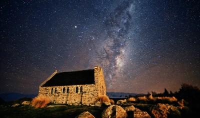 The Astro Church