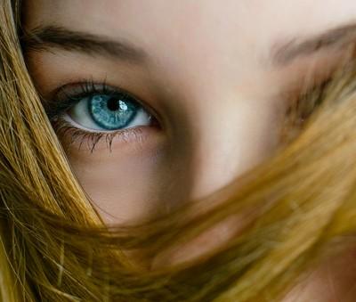 Eyes to me