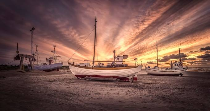Slettestrand by olesteffensen - Ships And Boats Photo Contest