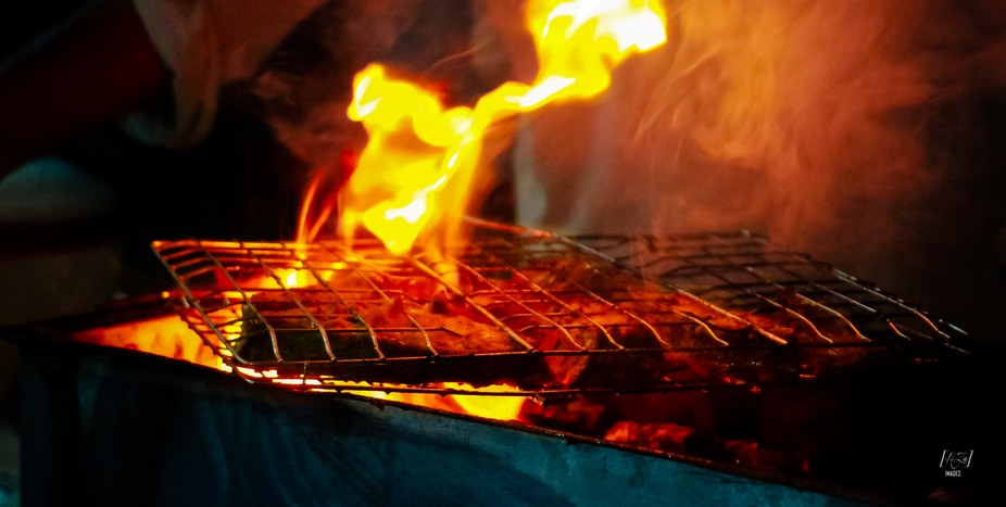 Bbq with family after long time....