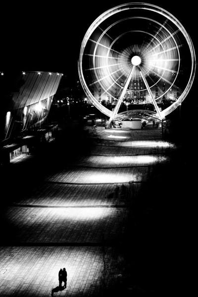 Liverpool at Night #1 - Echos