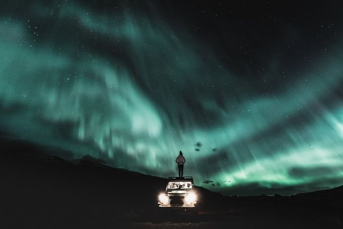 Watching the Northern Lights on Iceland by linakayser - The Lifestyle Project