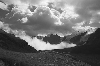Teskey Ala-Too near Karegetash Pass