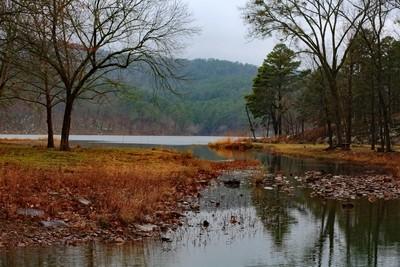 Clayton Lake