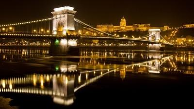 Over the Danube