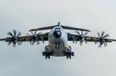 Airbus A400 Atlas proto-type demonstrator