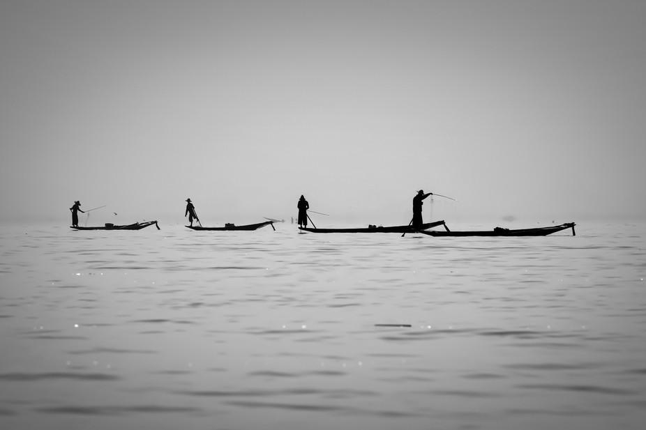 Inle Lake - Birmanie