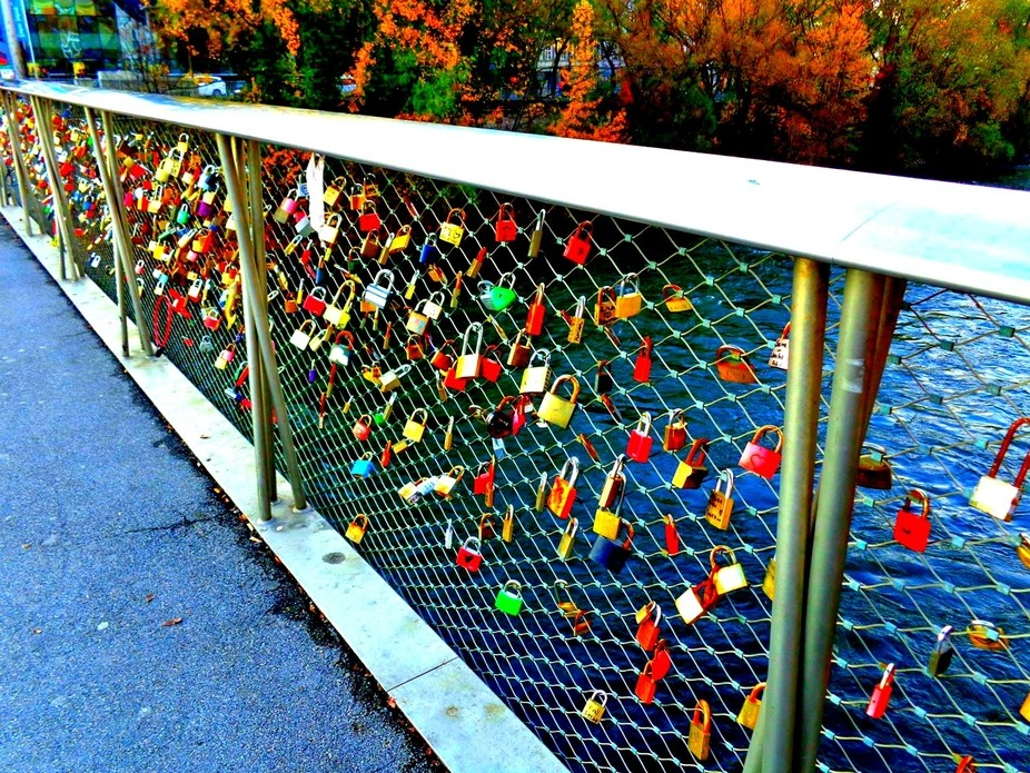 Locks and Lots of Love