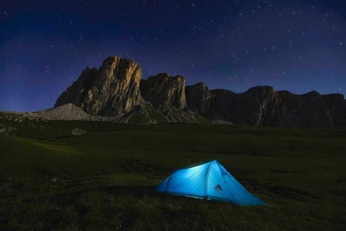 the bilionar hotel by AndreaSagui - Outdoor Camping Photo Contest