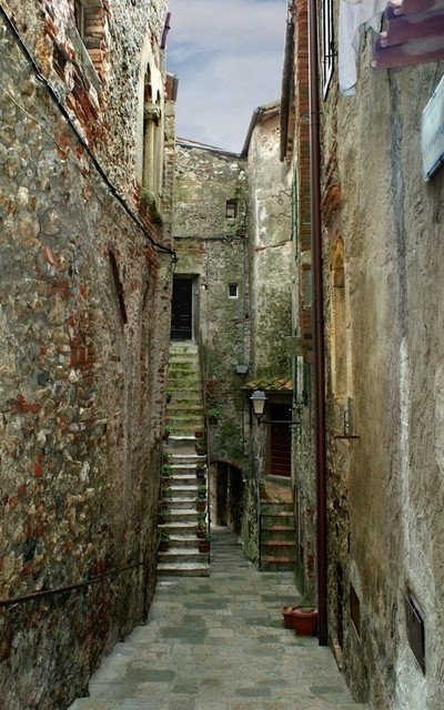 Private homes in Capalbio - Tuscany -