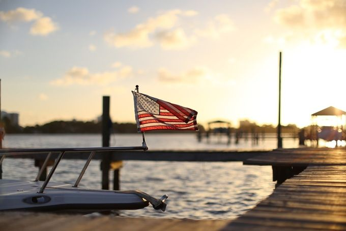 by StephenLittlePhotography - Flags and Banners Photo Contest