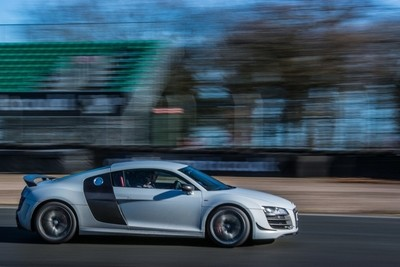 Auid R8 Track Day