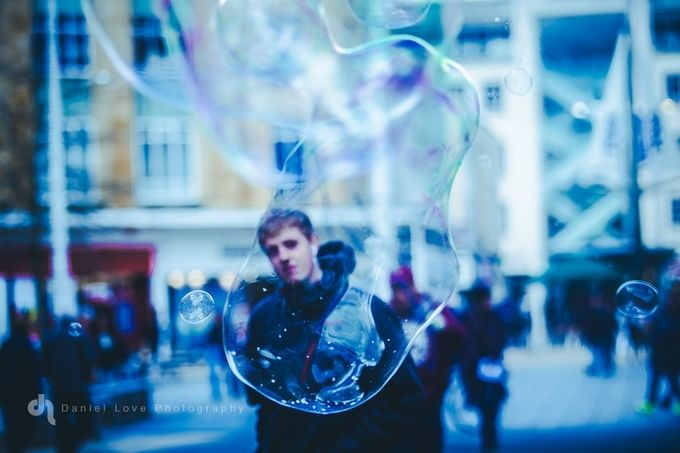 Living in a bubble by loved2030 - Curves And Compositions Photo Contest