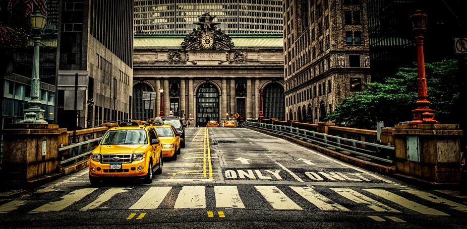 Grand Central Taxi