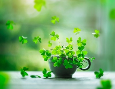 Cup of luck