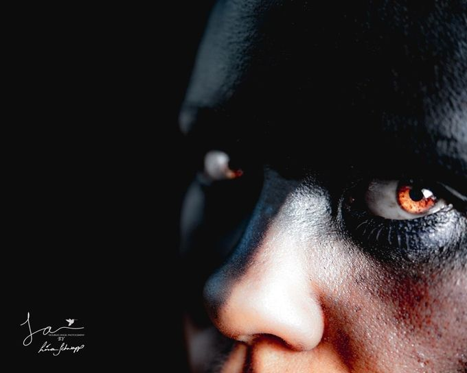 Windows to my soul by lisaschnapp - Paint And Makeup Photo Contest