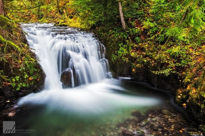 Mile High by WendyHudnall - Beautiful Waterfalls Photo Contest