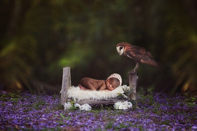 Watching over you by Nixx - Babies Are Cute Photo Contest
