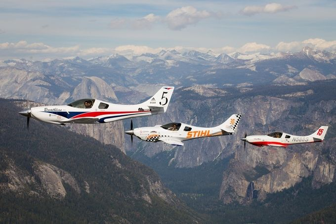 fly by at half dome by dennisglisson - Aircrafts Photo Contest