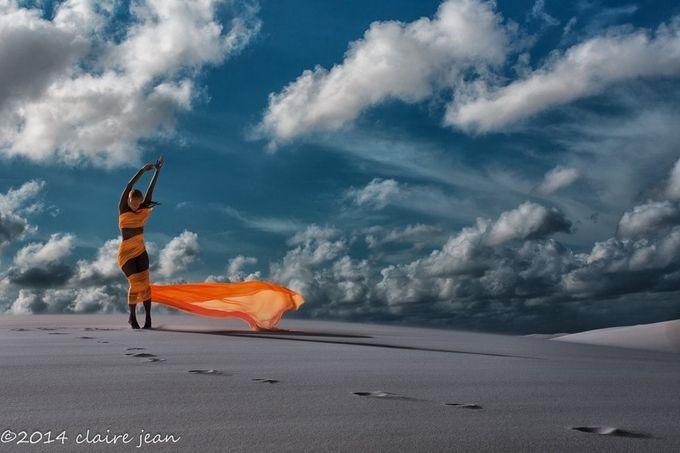 by ClaireJean - Orange Tones Photo Contest