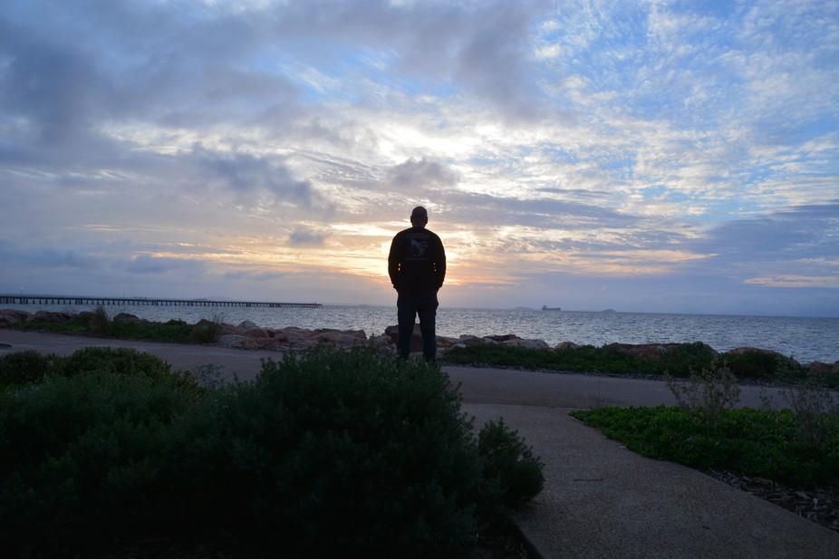 Remembering Sunrises at Sea