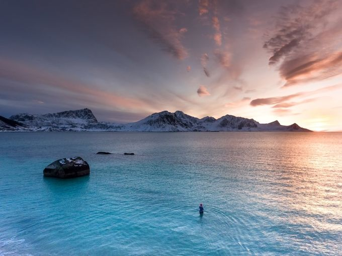 Lofoten Truth or Dare by NatashaHaggard - Islands Photo Contest