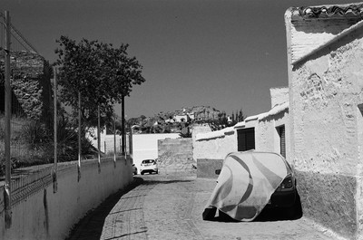 Guadix, Andalusia, Spain, June 2016 (Hommage to Robert Frank)